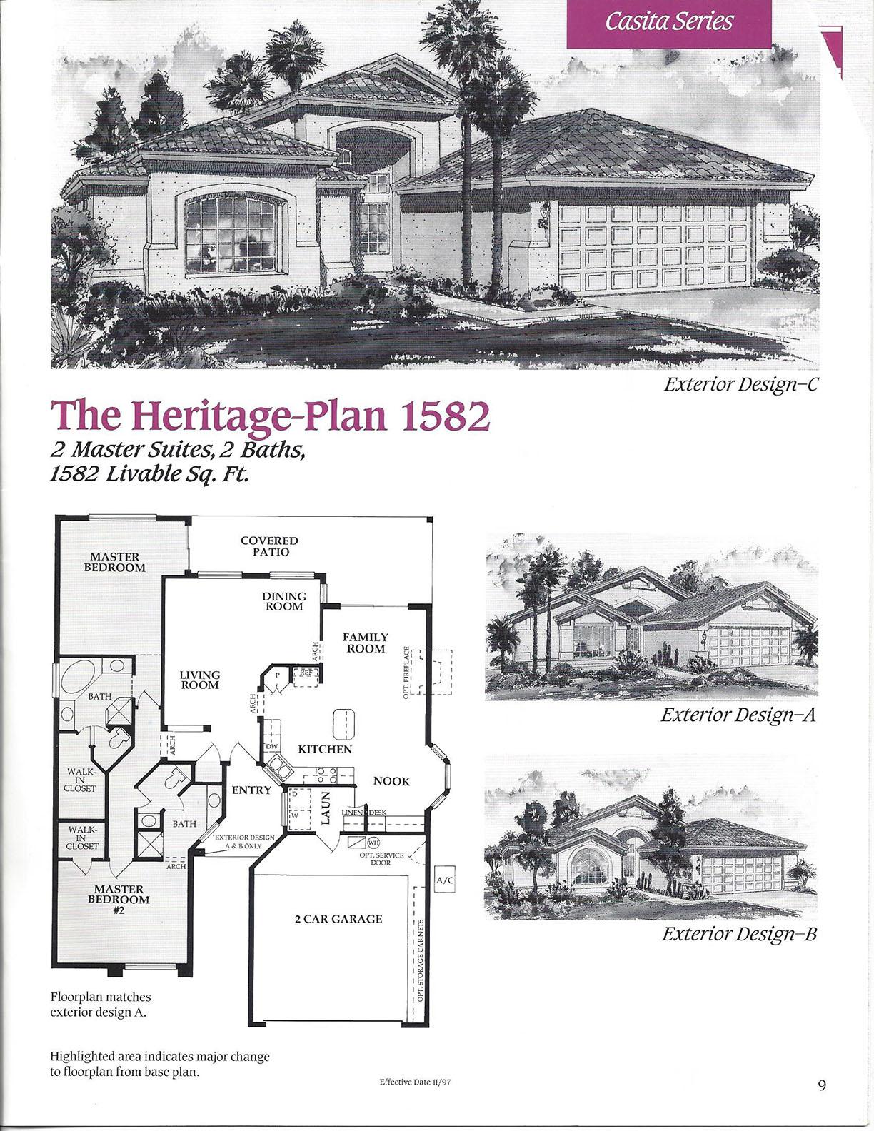 Heritage 1582
